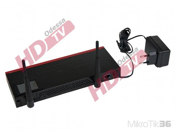 wireless router RB2011UAS-2HnD-IN