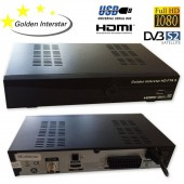 Golden interstar HD FTA S