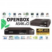 Openbox AS4K CI UHD / 4K